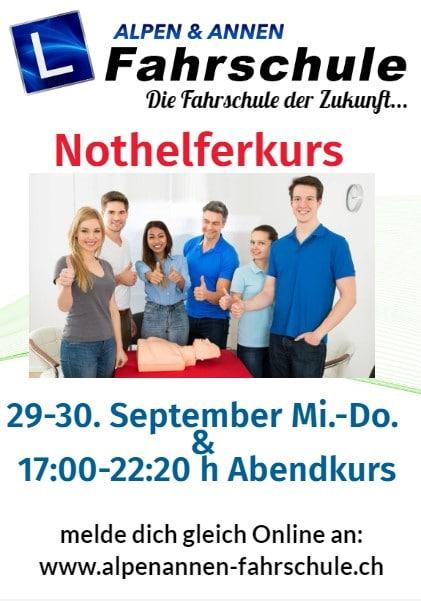 Nothelfer 29-30.september
